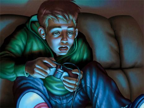 اعتیاد به بازی های کامپیوتری چه علائم و اثراتی دارد ؟
