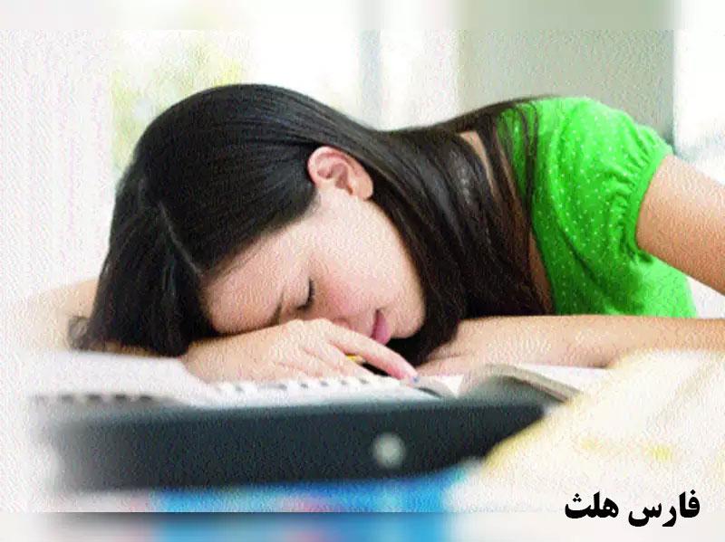 دلایل خواب آلودگی در طول روز چیست ؟